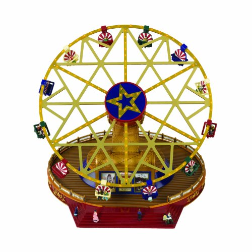 Gold Label World's Fair Frenzy Ride, 10-1/2-Inch