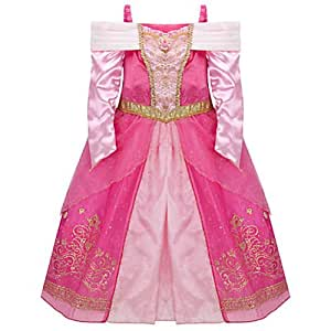 Disney Sleeping Beauty Aurora Costume for Girls Dress Up