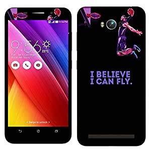 Theskinmantra I Can Fly for Asus Zenfone Max SKIN/STICKER