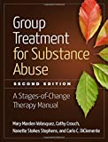 img - for Group Treatment for Substance Abuse, Second Edition: A Stages-of-Change Therapy Manual by Mary Marden Velasquez PhD (2015-10-22) book / textbook / text book