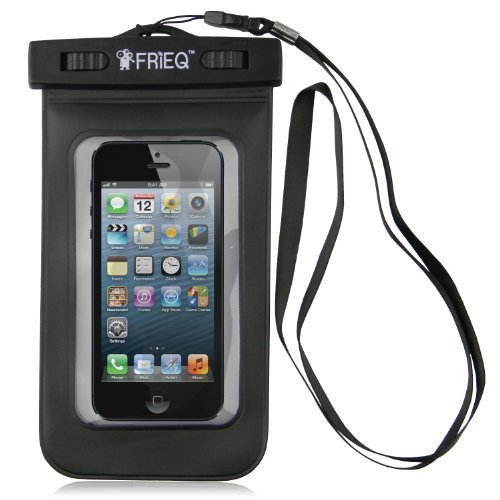 FRIEQ Universal Waterproof Cell Phone Carrying Cases