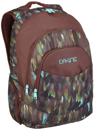 "Dakine Girls Prom Confezione 46 Laptop Zaino 14 Centimetri "", feather/brw fw12"
