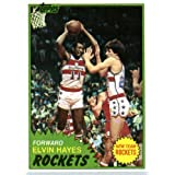 1981 82 Topps Basketball Card # 42 Elvin Hayes Houston Rockets In A Protective... by