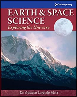 Earth and Space Science : Exploring the Universe ...