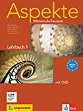 img - for Aspekte: Lehrbuch MIT DVD 1 (German Edition) book / textbook / text book