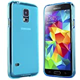 Samsung Galaxy S5 Mini Hülle in Blau - - Preisverlauf