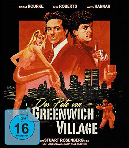 Der Pate von Greenwich Village [Blu-ray] [Limited Edition]