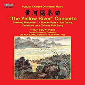 analysis of yellow river piano concerto Xinghai xian - yellow river  the piano concerto 'yellow river' features a brilliant virtuoso solo part, expressiveness and drama, contemplation,.
