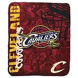 "NBA Lightweight Fleece Blanket (50"" x 60"") (Cleveland Cavaliers)"