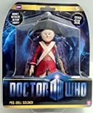 Doctor Who Series 6 Peg-Doll Soldier