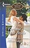 img - for Fortune's June Bride (The Fortunes of Texas: Cowboy Country) book / textbook / text book