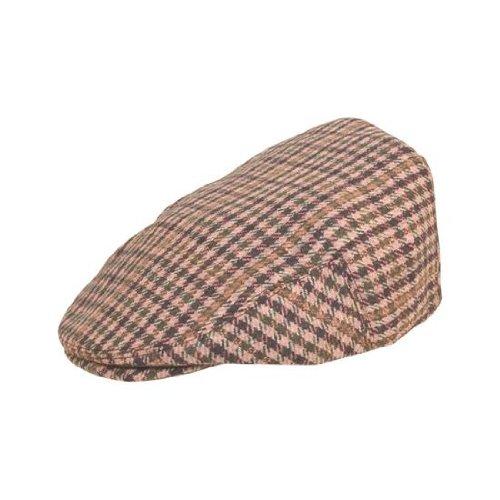 Mens Tweed Hunting/Rambling/Outdoor/Winter Flat Cap