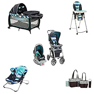 Baby Gear Bundle Stroller Travel SyStem