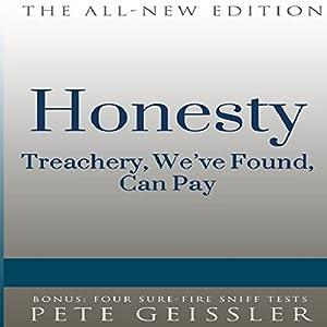 Honesty Audiobook