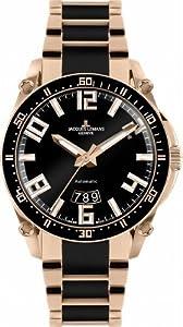 Jacques Lemans Men's G-333E Tempora Sport Analog Automatic Sapphire Glass Watch
