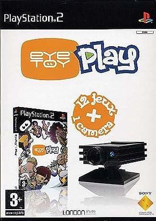 Eye Toy Play+Camera [PlayStation2] [Importado de Francia]