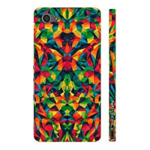 Sony Xperia Z5 Compact Abstract Forest designer mobile hard shell case by Enthopia