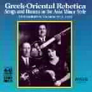 Greek Oriental Rebetica