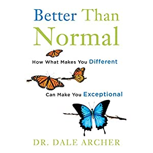 Better Than Normal Audiobook
