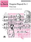 img - for Hungarian Rhapsody No. 2: Sheet (Simply Classics Solos) book / textbook / text book