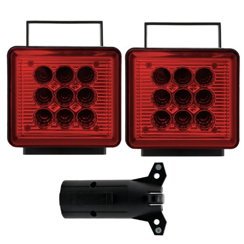 Bully Nv-5164 Wireless Led Towing Light