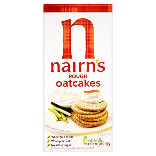 Nairn's Traditional Rough Oat Cakes 290g
