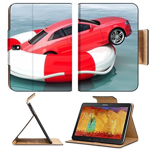 samsung-galaxy-tab-pro-101-tablet-flip-case-car-savings-or-vehicle-insurance-protection-concept-vehi
