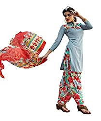 Surbhi Fashion-SDVI-STELLA11077-Designer Unstitched Dress Material