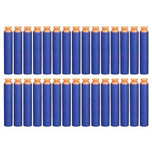 Nerf N-Strike Elite Universal Suction Darts, 30-Pack