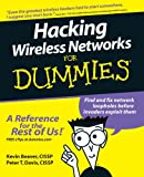 img - for Hacking Wireless Networks For Dummies book / textbook / text book