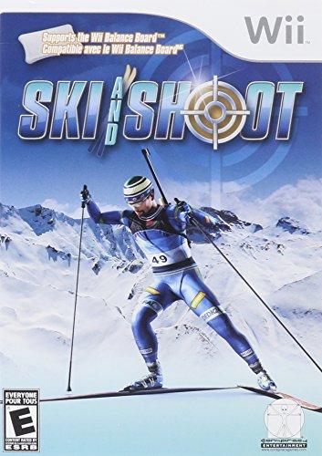 Ski & Shoot - Nintendo Wii - 1