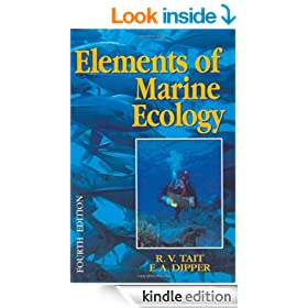 Elements of Marine Ecology: An Introductory Course