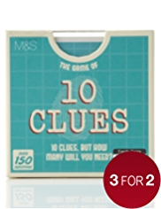 The Game of 10 Clues