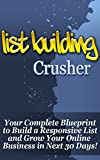 List Building Crusher: Simple, Quick, Easy but Essential Things You Need to Know to Build a Highly Responsive List  (The Experts Don't Want You to Know...)