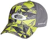 (オークリー)OAKLEY メンズ スポーツウェア 小物 ELLIPSE GRAPHIC TRUCKER 911730JP 78Y グリーンプリント S/M