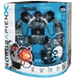 WowWee Robosapien X Humanoid Exclusive Chrome Figure Robot with Remote Control