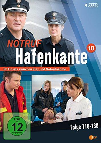 Notruf Hafenkante 10 (Folge 118-130) [4 DVDs]