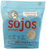 Sojos Complete Turkey Dog Food Mix, 8 Pounds