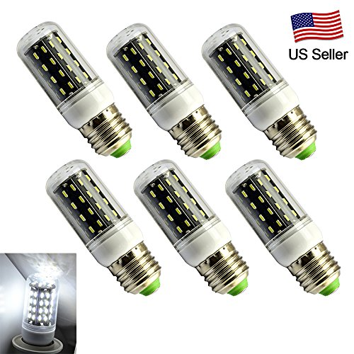 RCLITE 6-Pack 7W E26/E27 LED Non-di…