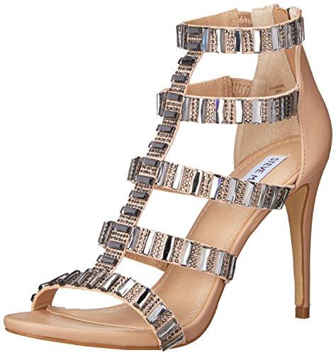 Steve Madden Famme Donna US 11 Beige Sandalo