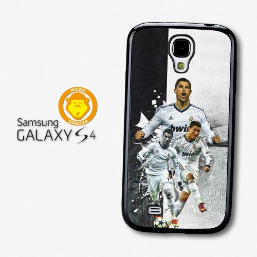 Sale alerts for Micro Gorilla Cristiano Ronaldo Collage Real Madrid Football case for Samsung Galaxy S4 A458 - Covvet