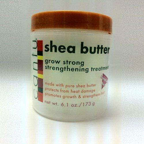 Shea Butter Gro Strong Strengthening Treatment