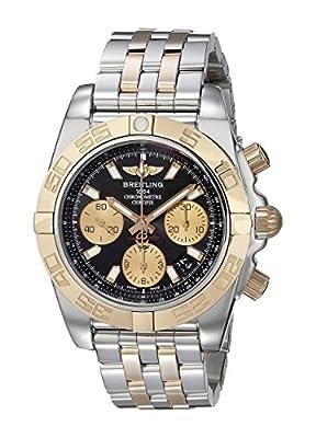 Breitling Men's CB014012-BA53 Two-Tone Watch