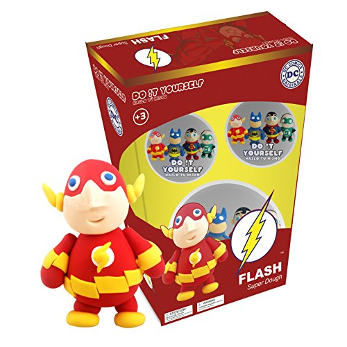 Flash Super Dough Do It Yourself Modeling Set