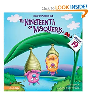 The Nineteenth of Maquerk: Based on Proverbs 13:4 (Insect-Inside Series, The) Aaron Reynolds and Peter Whitehead