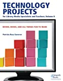 img - for Technology Projects for Library Media Specialist and Teachers Volume II: Books, Boxes, and All Things Fun to Make by Conover Patricia (2008-10-15) Paperback book / textbook / text book