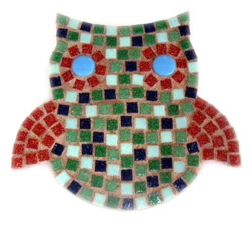 Woodland Owl Mosaic Craft Kit