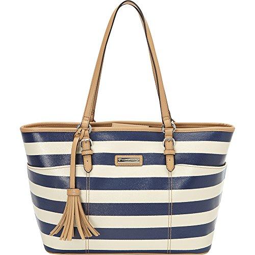 tignanello-damen-tasche-gr-einheitsgrosse-mehrfarbig-blue-stripe
