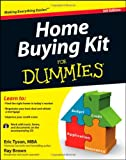 Home Buying Kit For Dummies (1118117964) by Tyson, Eric
