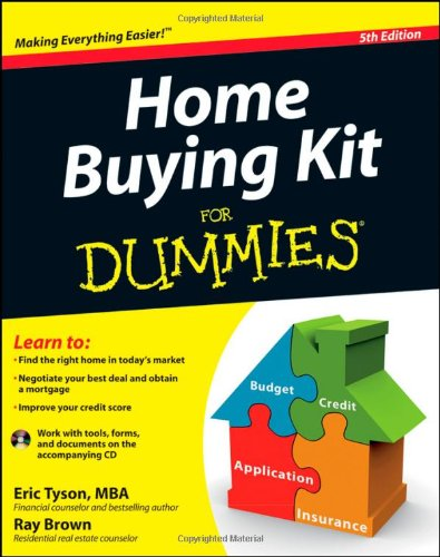 Home Buying Kit For Dummies PDF